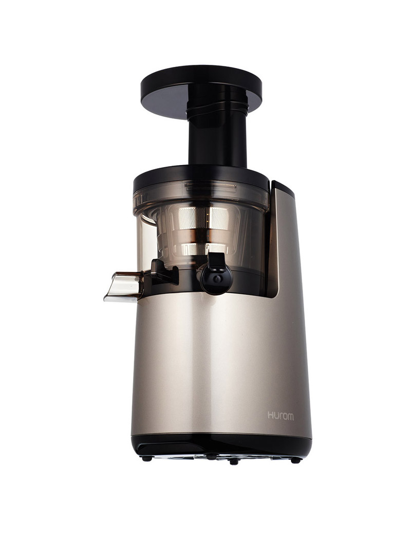 Hurom Slow Juicer 2nd Generation : hurom HH 2nd gen silver